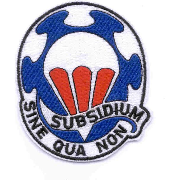 82nd Airborne Support Battalion Subsidium Patch
