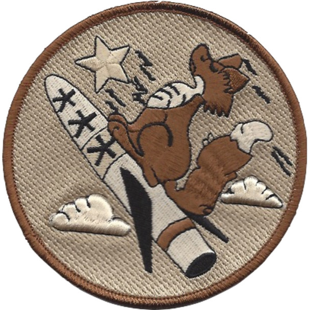 157th Fighter Squadron Patch