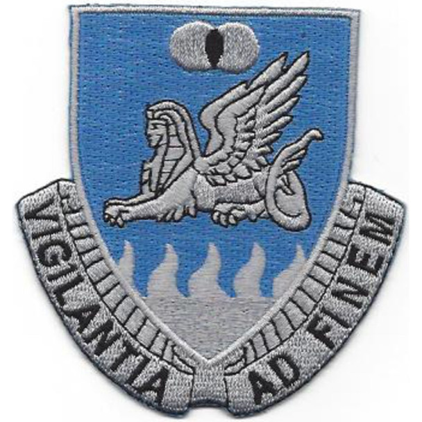 15th Military Intelligence Battalion Patch