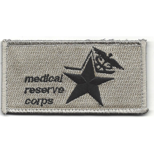 47th Medical Company Patch Hook And Loop