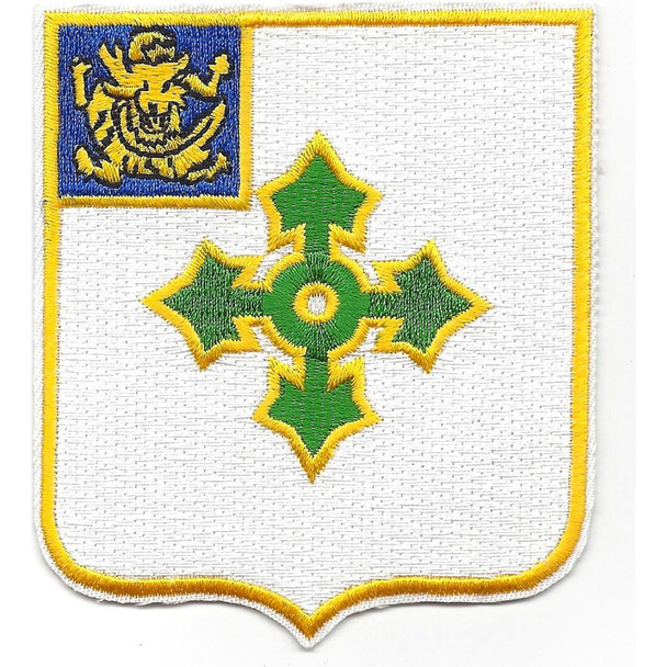 47th Infantry Regiment Patch
