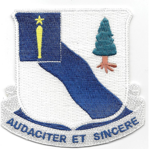 47th Armored Infantry Battalion Patch
