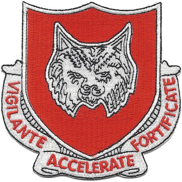 477th Anti Aircraft Field Artillery Battalion Patch