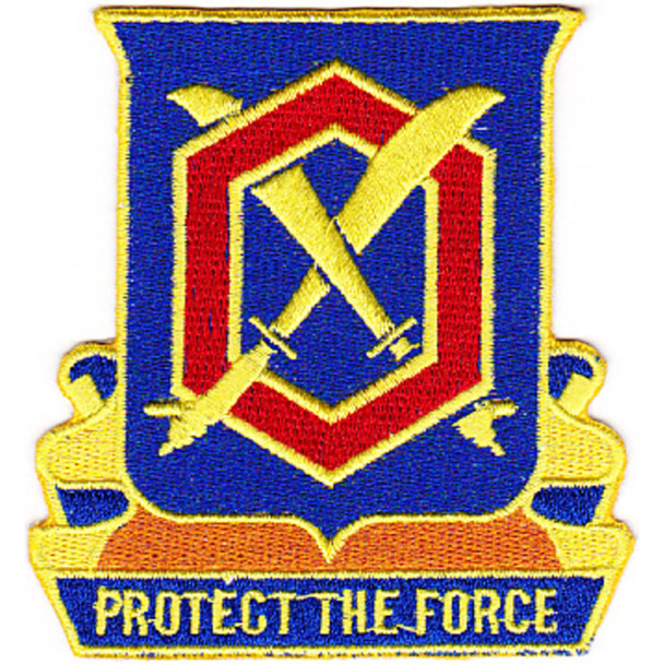 476th Chemical Battalion Patch
