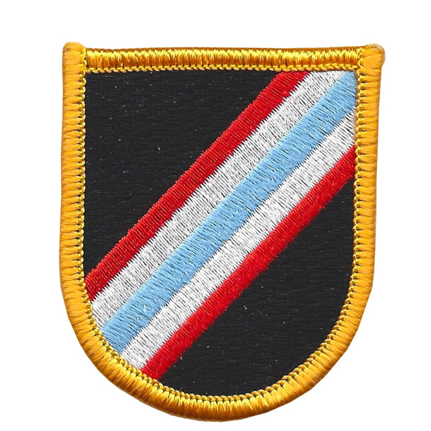 46th Special Forces Group Airborne Flash Patch