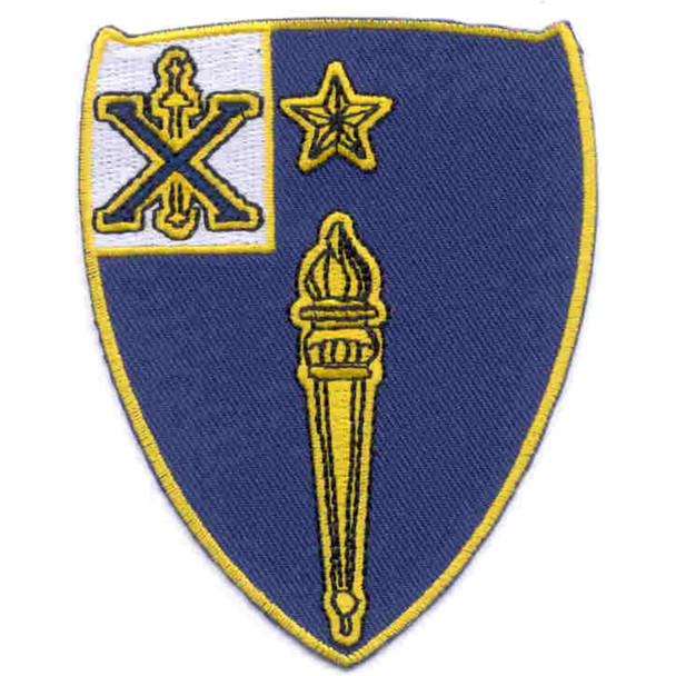 46th Infantry Regiment Patch