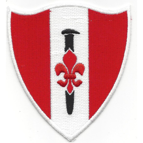 46th Engineer Battalion Patch Steel Spike