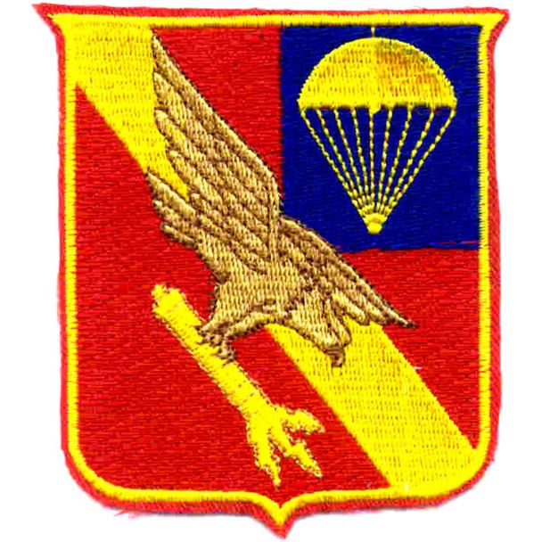 467th Airborne Field Artillery Battalion Patch