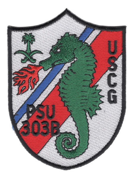 PSU-303B Port Security Unit Patch