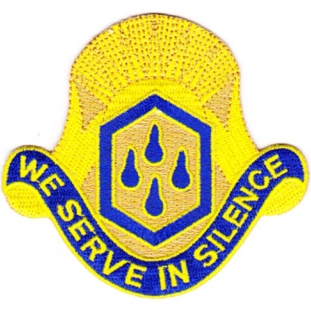 464th Chemical Battalion Patch
