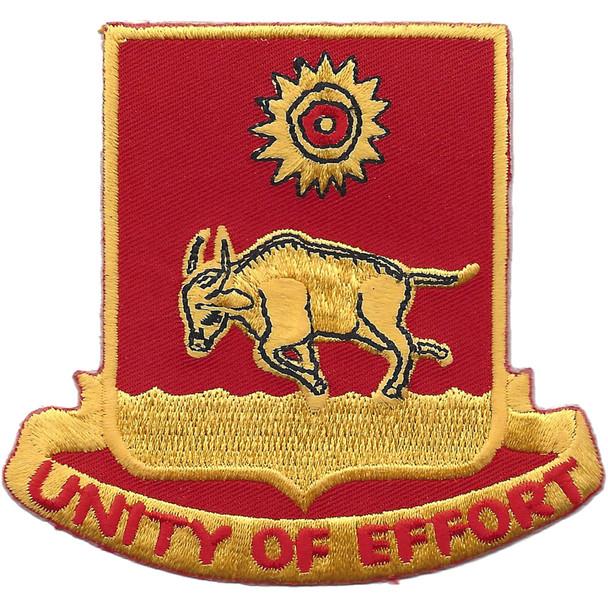 465th Airborne Field Artillery Battalion Patch