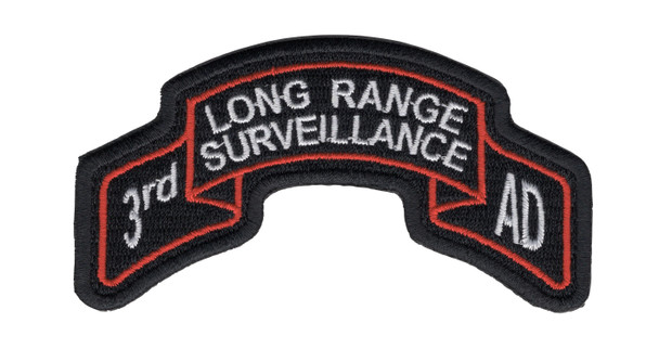 3rd Armored Division Long Range Patch
