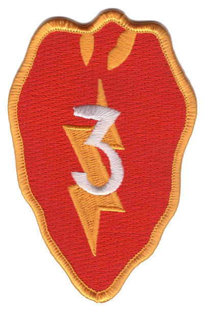 25th Infantry Division 3rd Brigade Patch