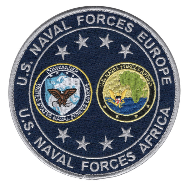 U.S Naval Forces Europe - Africa Patch