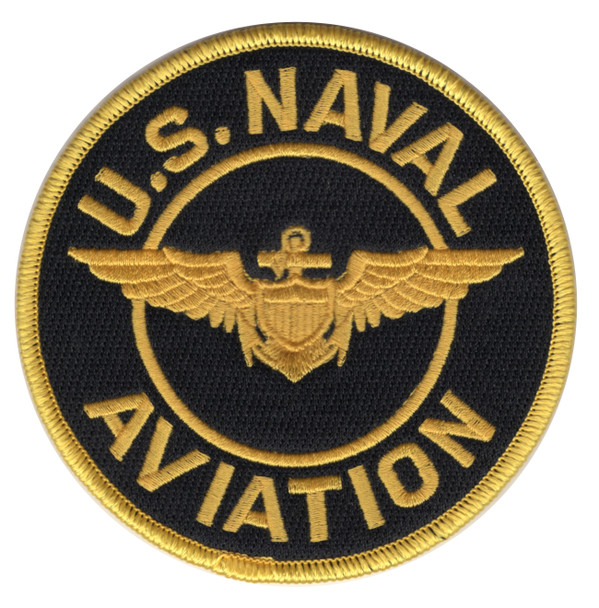 U.S Naval Aviation Patch
