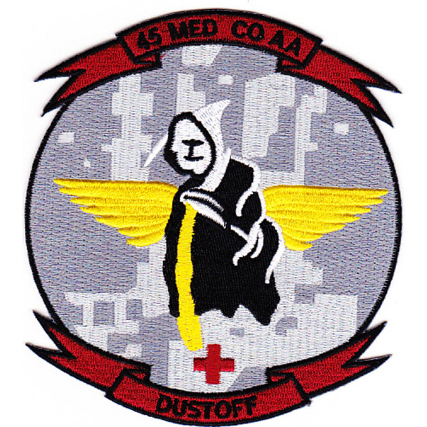 45th Aviation Medical Company Air Ambulance Patch