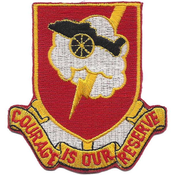 457th Airborne Field Artillery Battalion-COURAGE