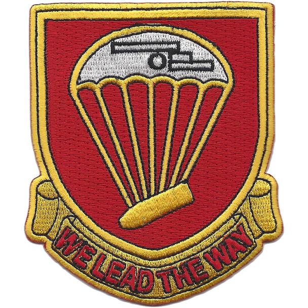 456th Airborne Field Artillery Battalion Patch