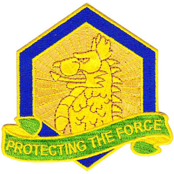 455th Chemical Brigade Protecting The Force Patch