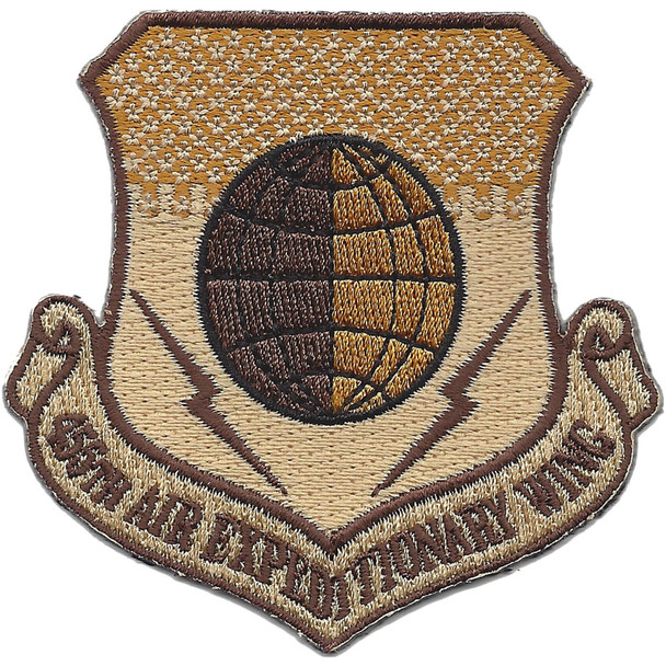 455th Air Expeditionary Wing Patch
