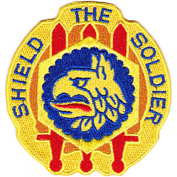 450th Chemical Battalion Patch