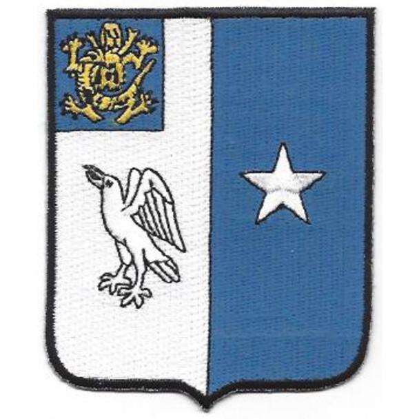 44th Infantry Regiment Patch