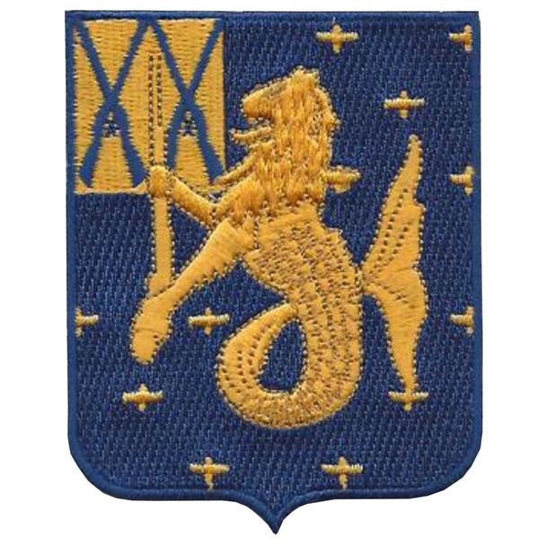 43rd Infantry Regiment Patch
