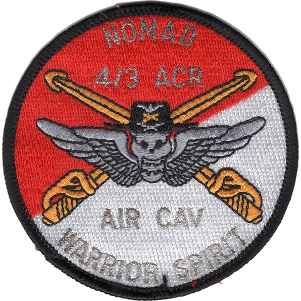4/3 ACR Nomad Patch - AIR CAV