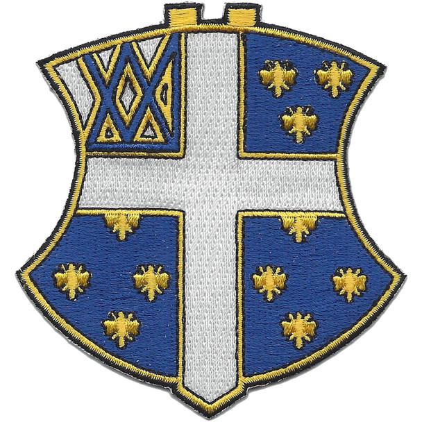 42nd Infantry Regiment Patch