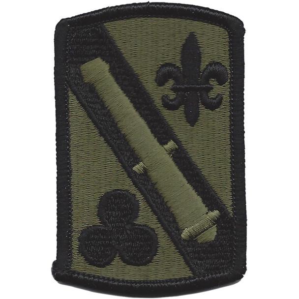 42nd Field Artillery Brigade Patch OD ACU