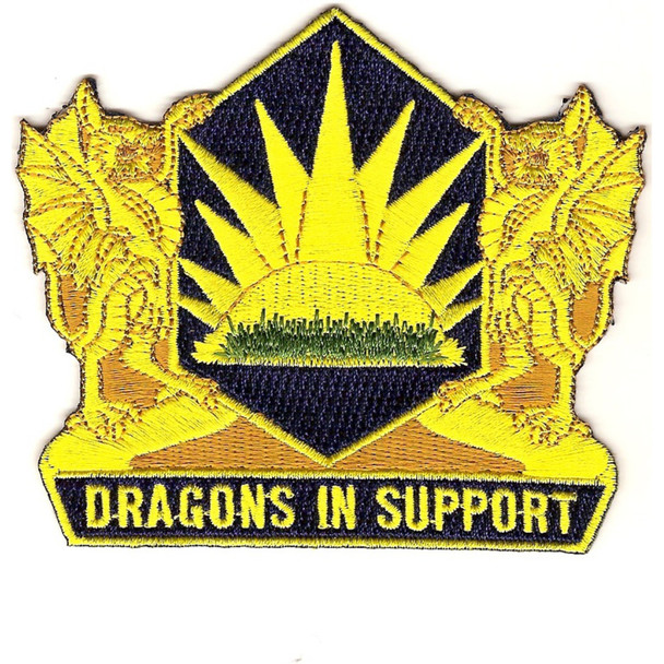 404th Chemical Brigade Patch