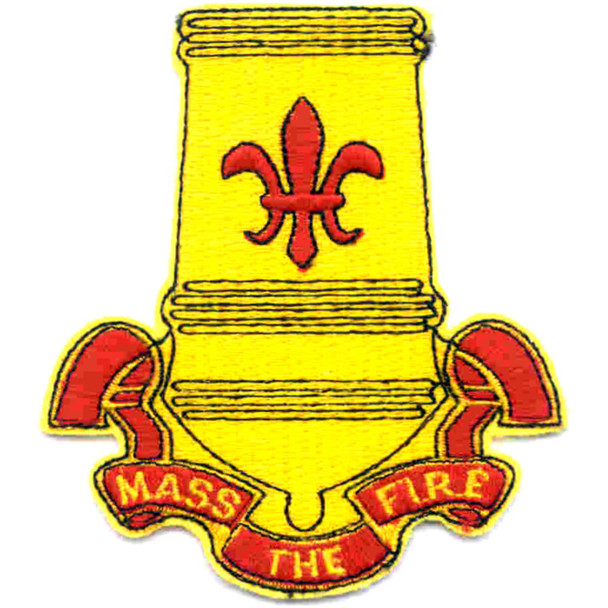 82nd Airborne Field Artillery Division Patch