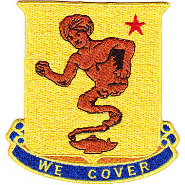 3rd Chemical Brigade Patch