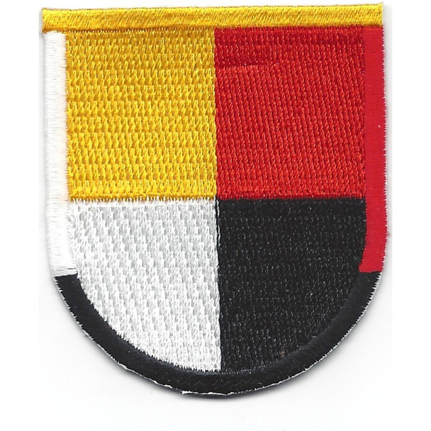 3rd Army Special Forces Group Flash Patch 1963-1969