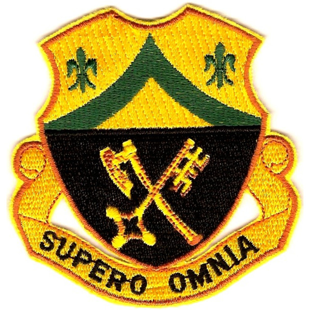 81st Armored Cavalry Regiment Patch