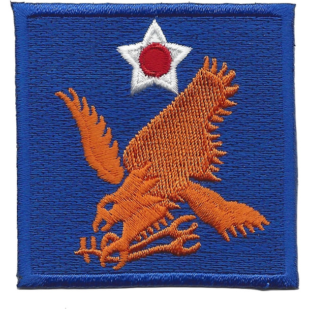 2nd Air Force Shoulder Patch