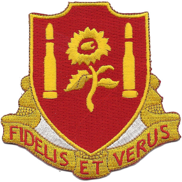 29th Field Artillery Regiment Patch
