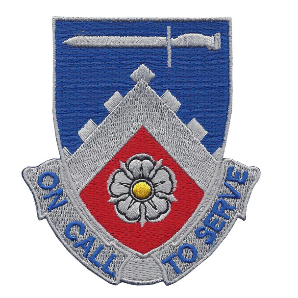 299th Support Battalion Patch