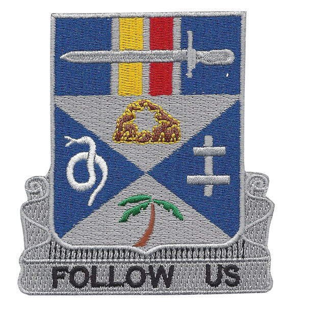 293rd Infantry Regiment Patch