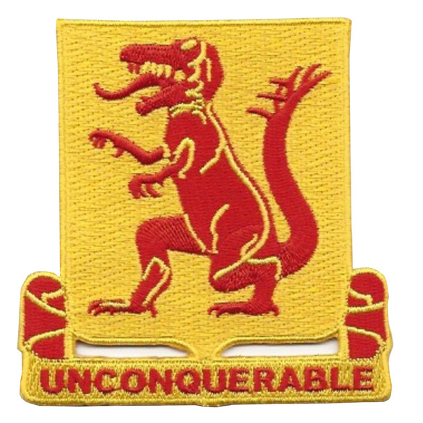 816th Tank Destroyer Battalion Patch