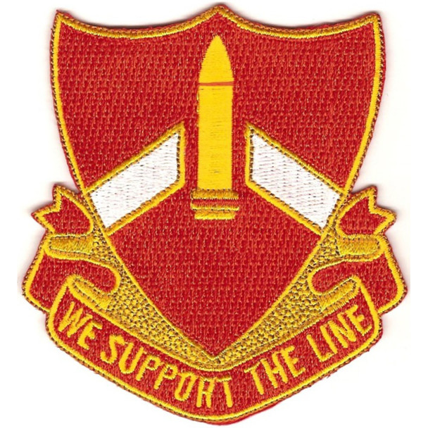 28th Field Artillery Regiment Patch