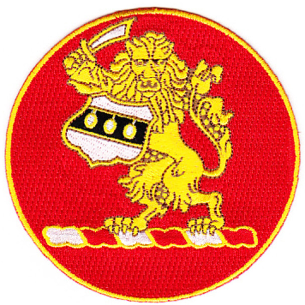 28th Division Field Artillery Patch