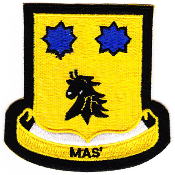 28th Cavalry Regiment Patch