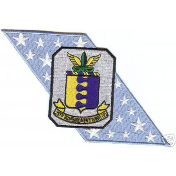 28th Bombardment Wing SAC Banner Patch