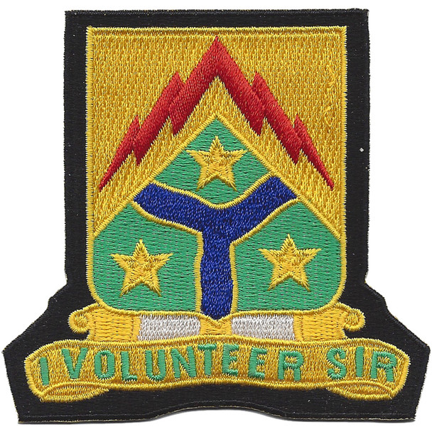 278th Cavalry Regiment Patch