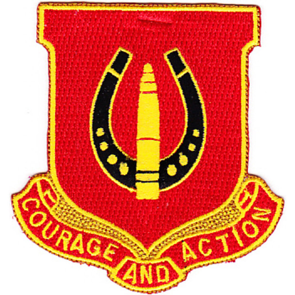 26th Field Artillery Battalion Patch