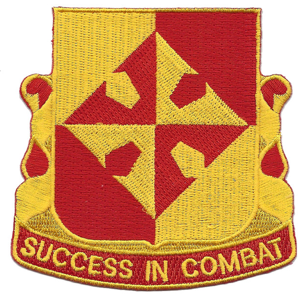 263rd Field Artillery Battalion patch