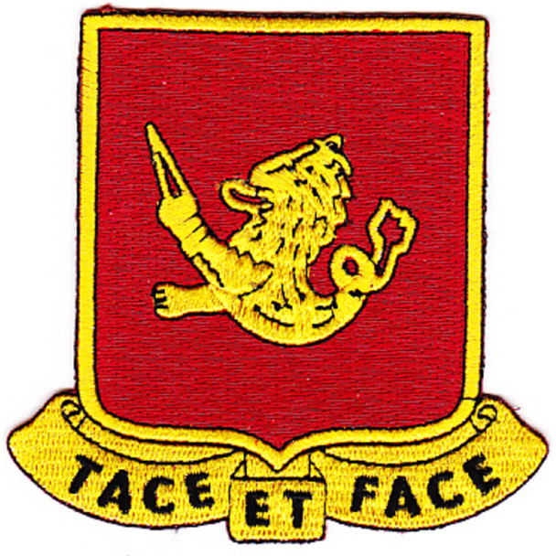 25th Field Artillery Battalion Patch