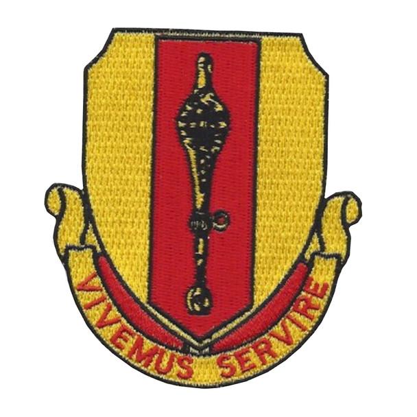 808th Airborne Ordnance Battalion Patch
