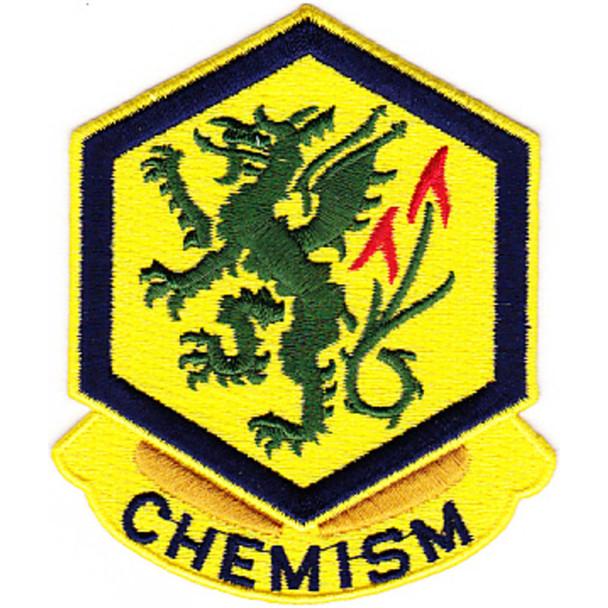 415th Chemical Brigade Patch